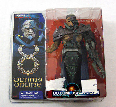 2002 McFarlane Toys Spawn The World of Ultima Online Blackthorn Action Figure