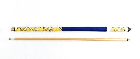 Coors Banquet Beer Collectible Pool Cue Stick