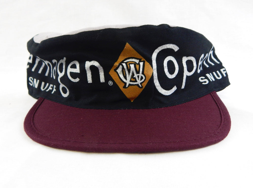 Vintage 1980's Copenhagen Snuff United States Tobacco Company Painter's Hat Cap - Special Order