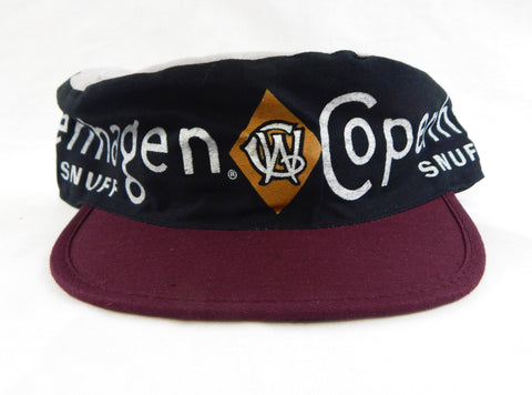 ec1a44b4728 Sold Out Vintage 1980 s Copenhagen Snuff United States Tobacco Company Painter s  Hat Cap - Special Order