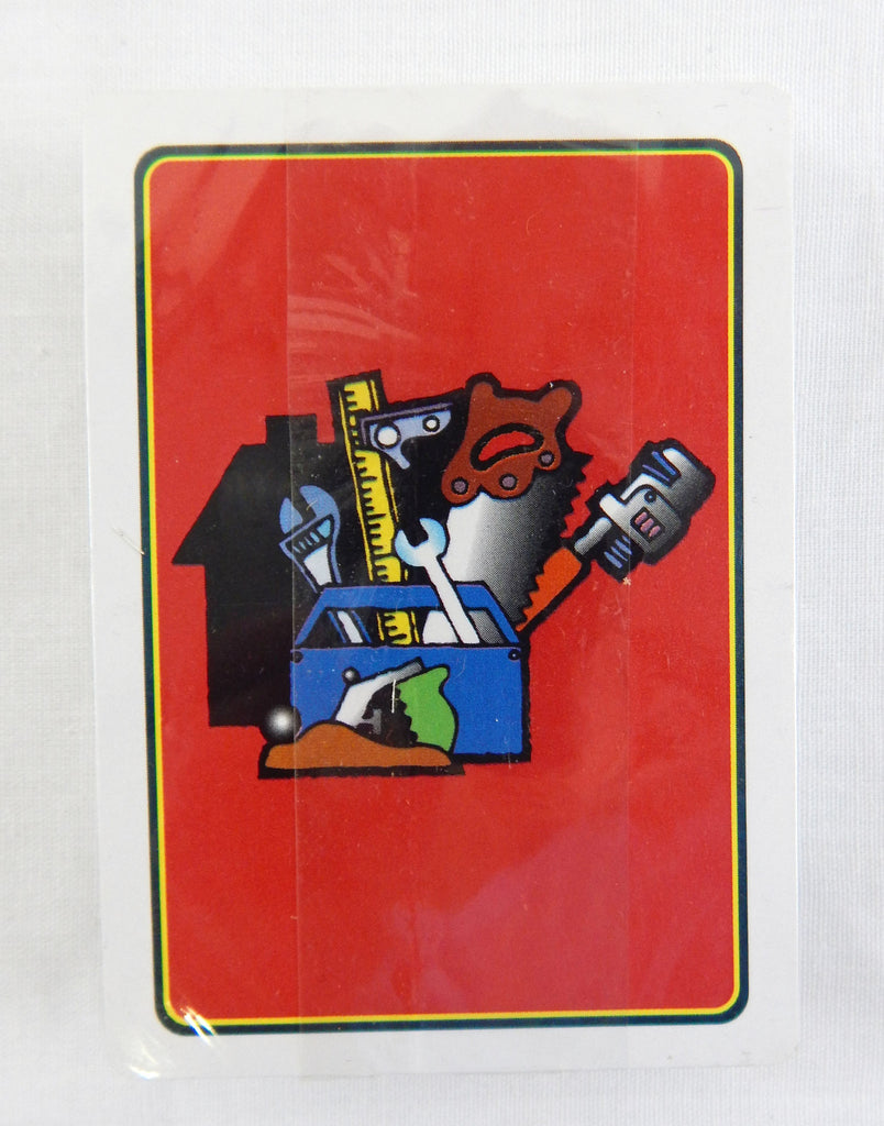 Vintage Helpful Handyman Hints Poker Playing Cards