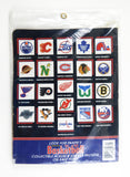 Vintage 1991-92 Panini NHL Hockey Collectible Stickers Album