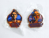 Vintage 1994 Star Trek Deep Space Nine Odo and Quark Keychain Set