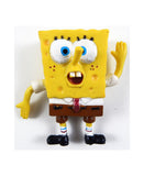 SpongeBob Squarepants Tri-Fold Wallet and Bendable Figure Set