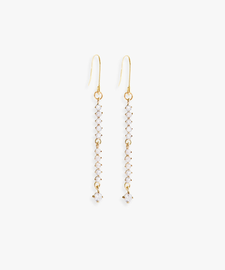 Flash Twice Earrings - As One Weds