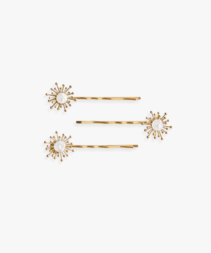 Les Etoiles Hairpins - As One Weds