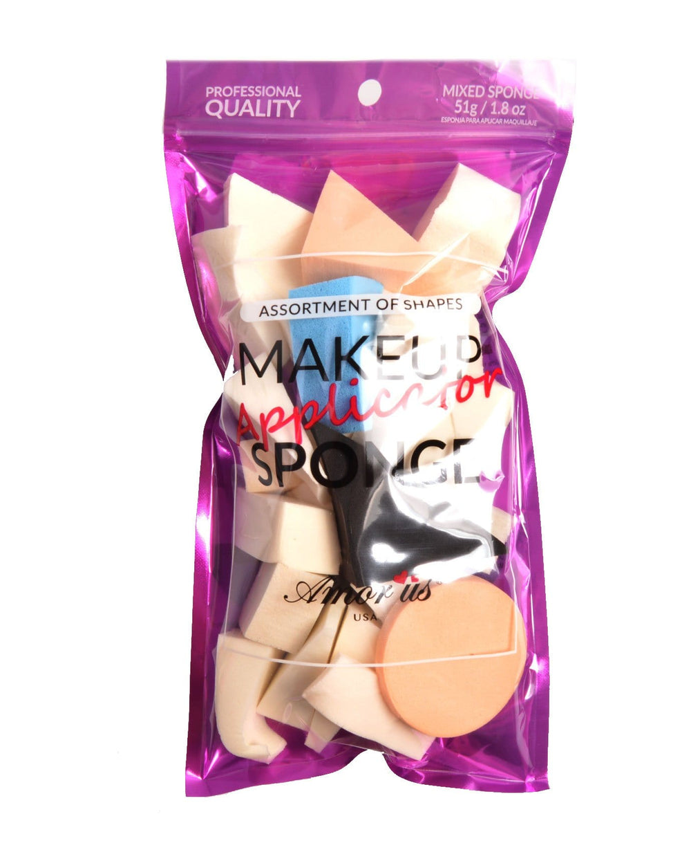 Amor Us Mixed Cosmetic Sponges