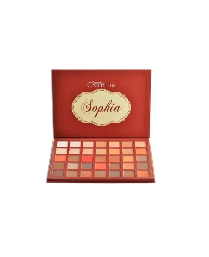 Beauty Creations Sophia - 35 Shade Eyeshadow Palette, COSMETIC