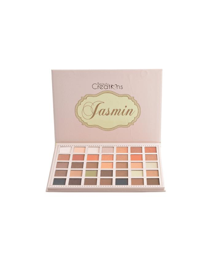 Beauty Creations Jasmin - 35 Shade Eyeshadow Palette, COSMETIC