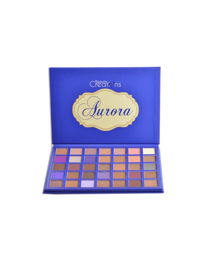 Beauty Creations Aurora - 35 Shade Eyeshadow Palette, COSMETIC