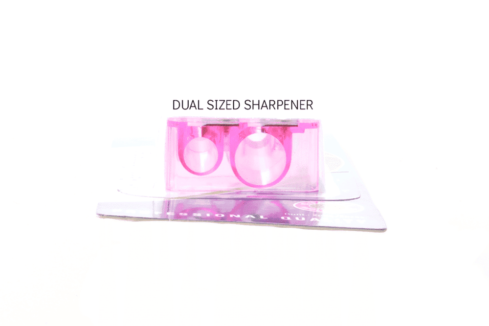 Cala Dual Pencil Sharpener, BEAUTY TOOLS, JEWELRY BOX,  JB & EVES