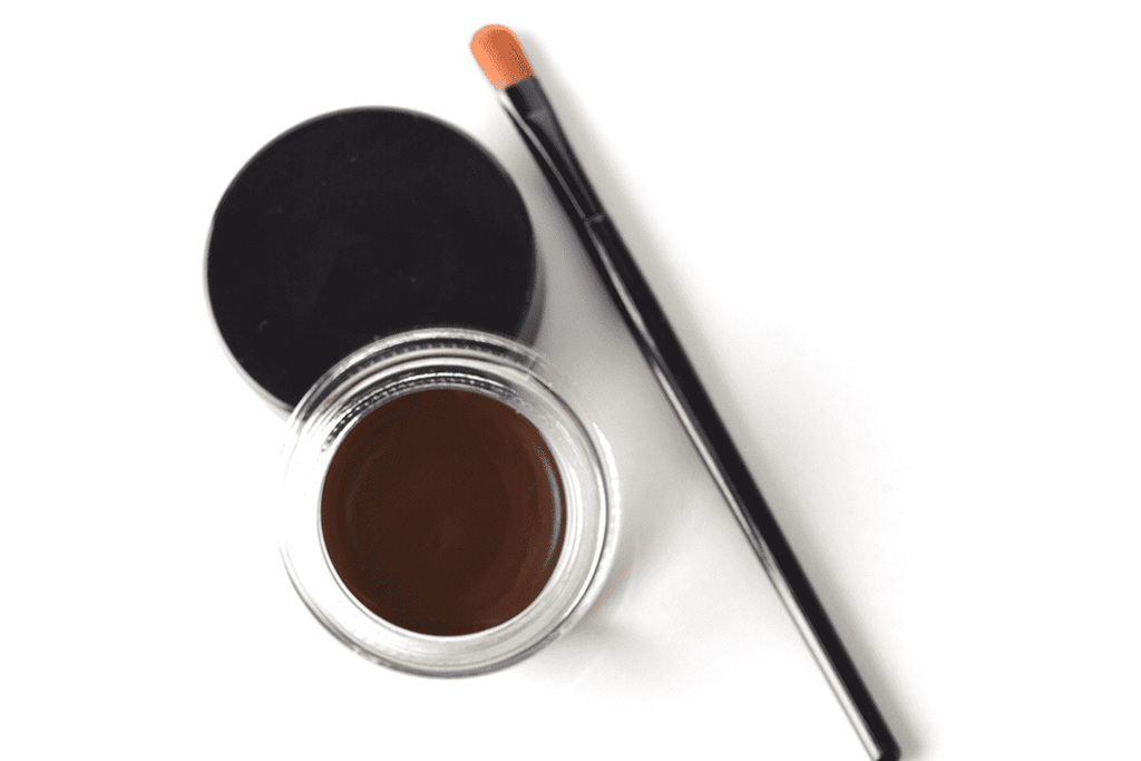 Princessa Eyebrow Gel - Dark Brown, COSMETIC