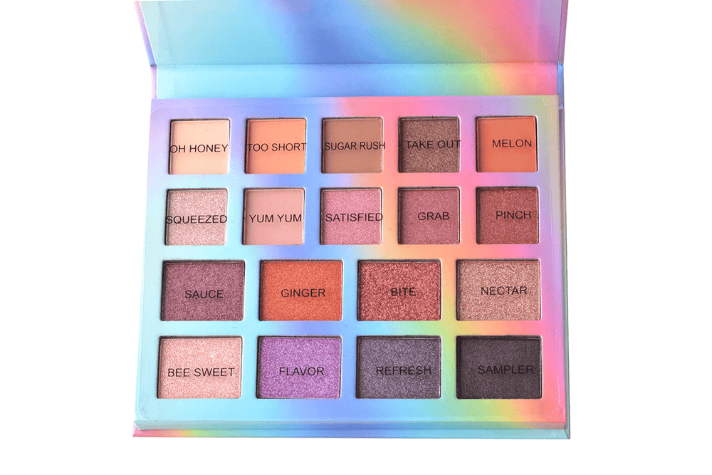 Prolux Short But Sweet Eyeshadow Palette, COSMETIC