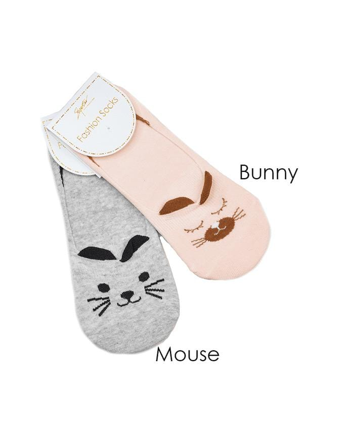 Superstar Floppy Ears Fashion Socks- 5 Styles