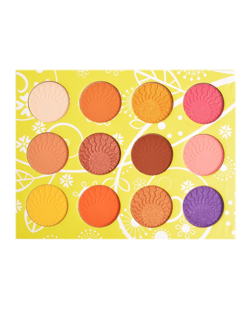 Okalan Colour Parade 2 Shadow Palette, COSMETIC