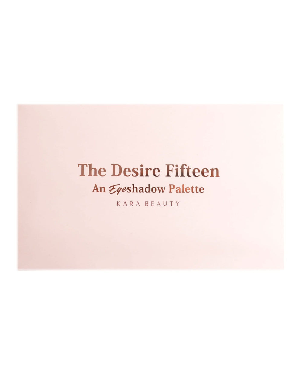 Kara Beauty The Desire Fifteen An Eyeshadow Palette, COSMETIC