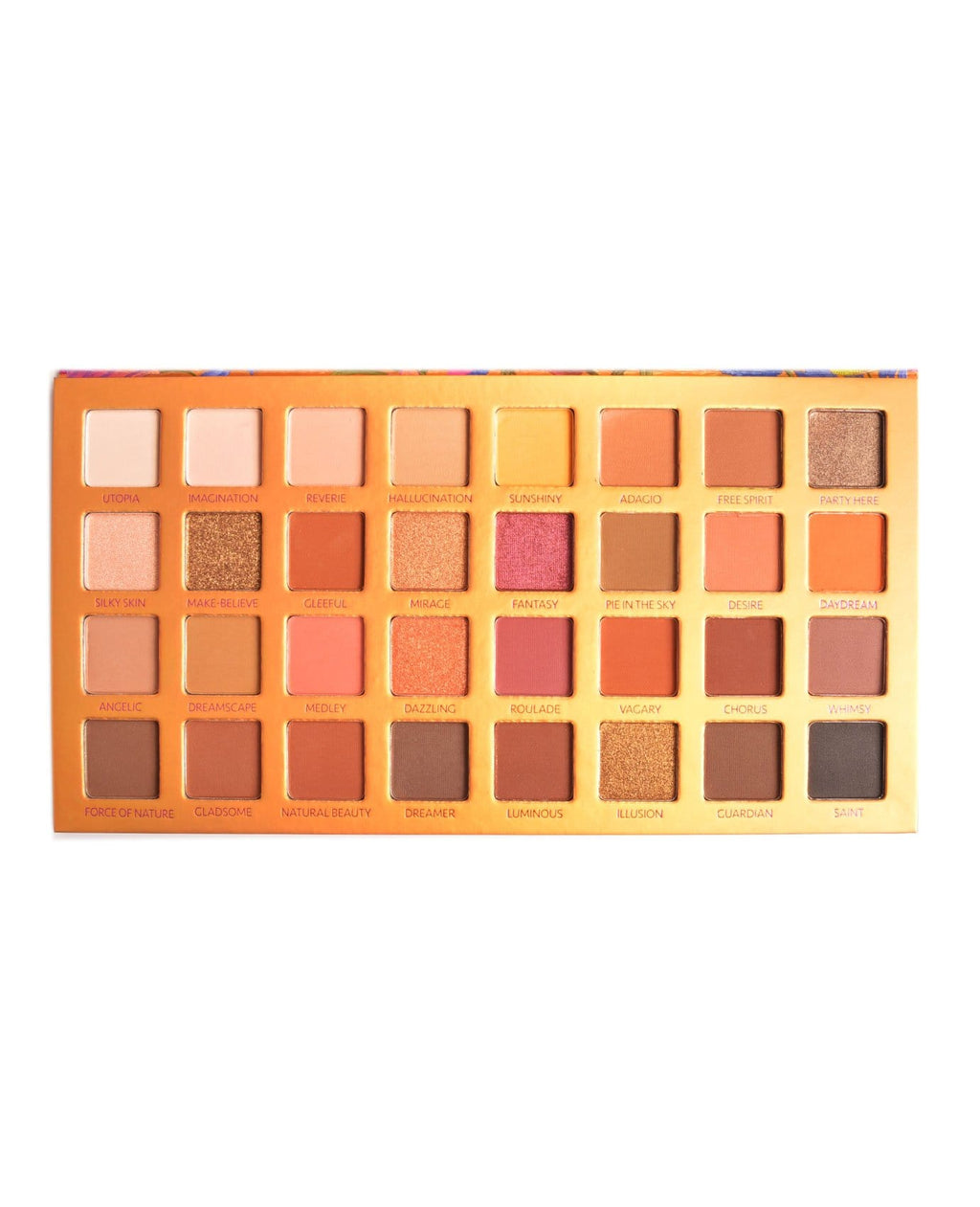 Amor Us Nude Fantasia 32 Shade Eyeshadow Palette, COSMETIC