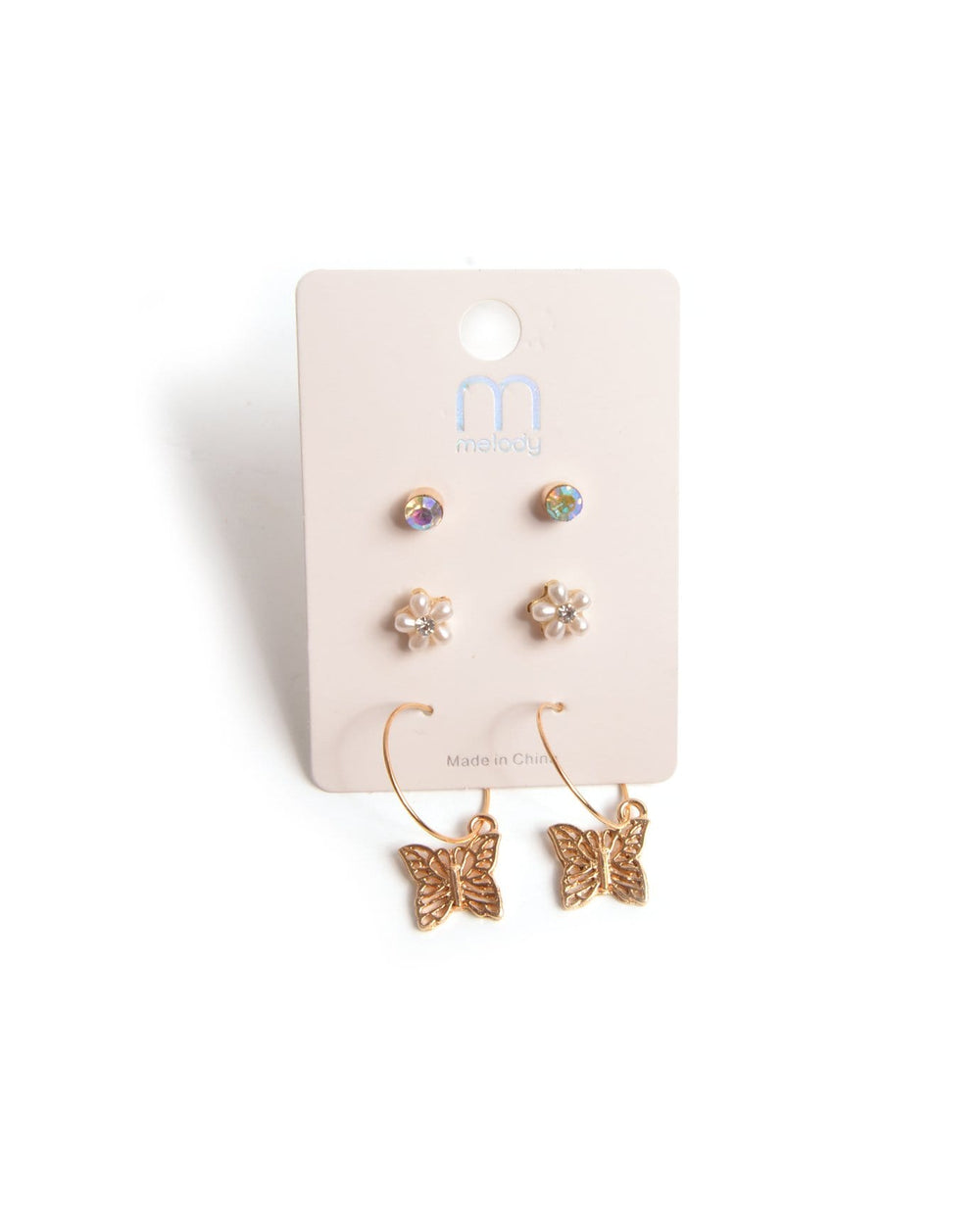 Free Spirit Earring Set