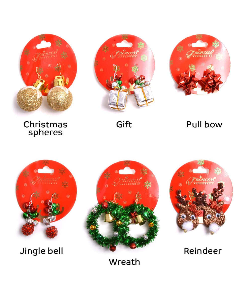 Magic of Christmas Earrings