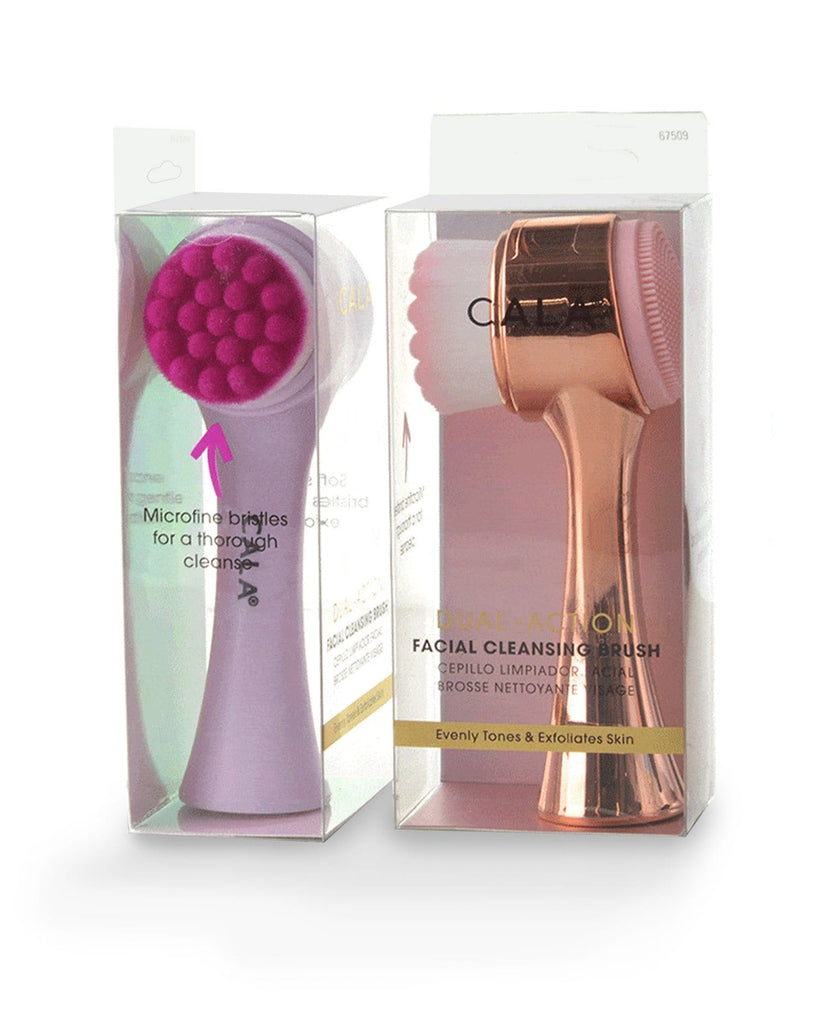 Cala Dual Action Facial Cleansing Brush