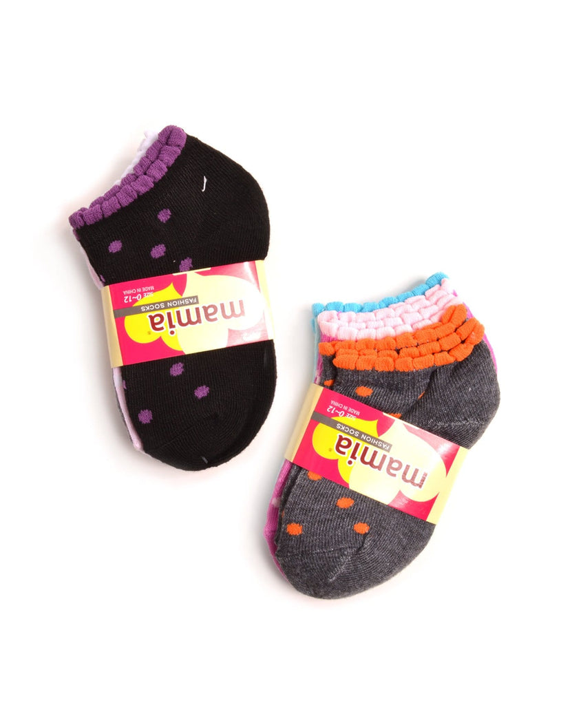 Mamia Little Dots Toddler Socks