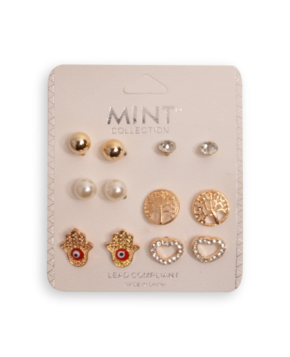 Be Like a Tree Earring Set