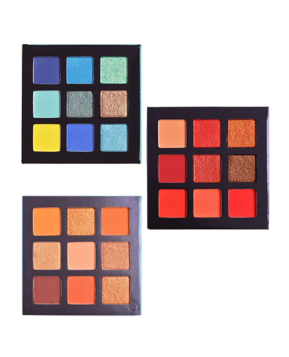 Beauty Glazed Bright Eyeshadow Gift Set