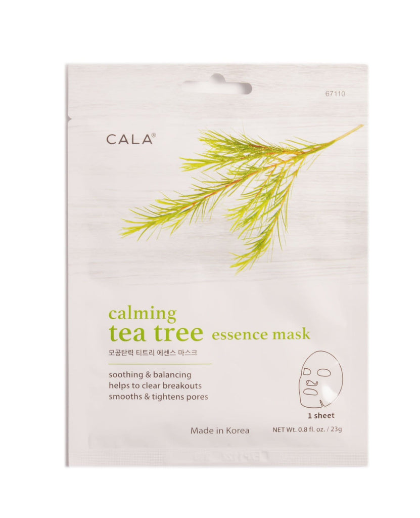 Cala Essence Mask - Calming tea tree