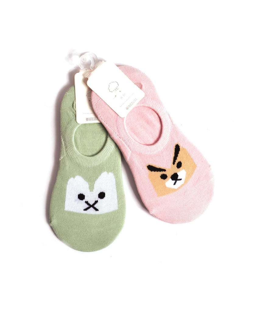Playful Face Fashion Socks, EVES