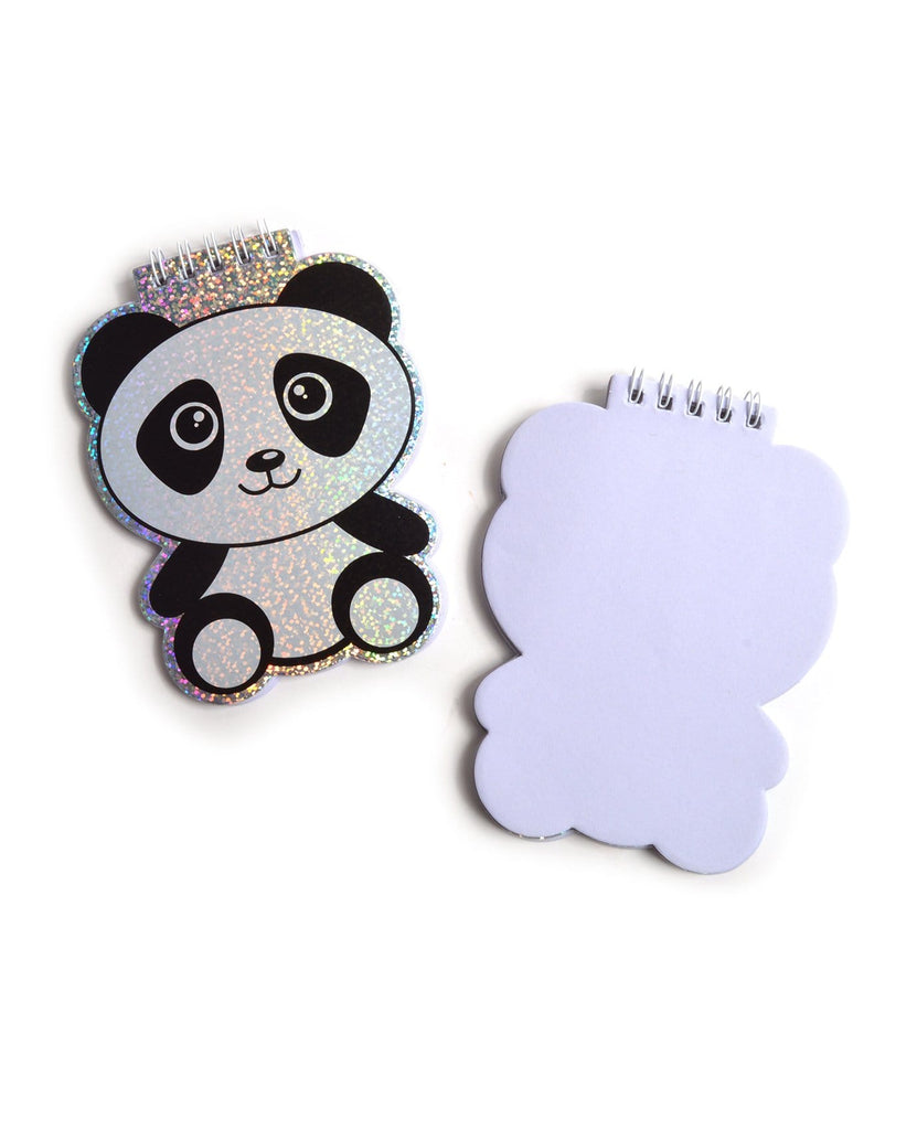 Panda and Bear Mini Notebook