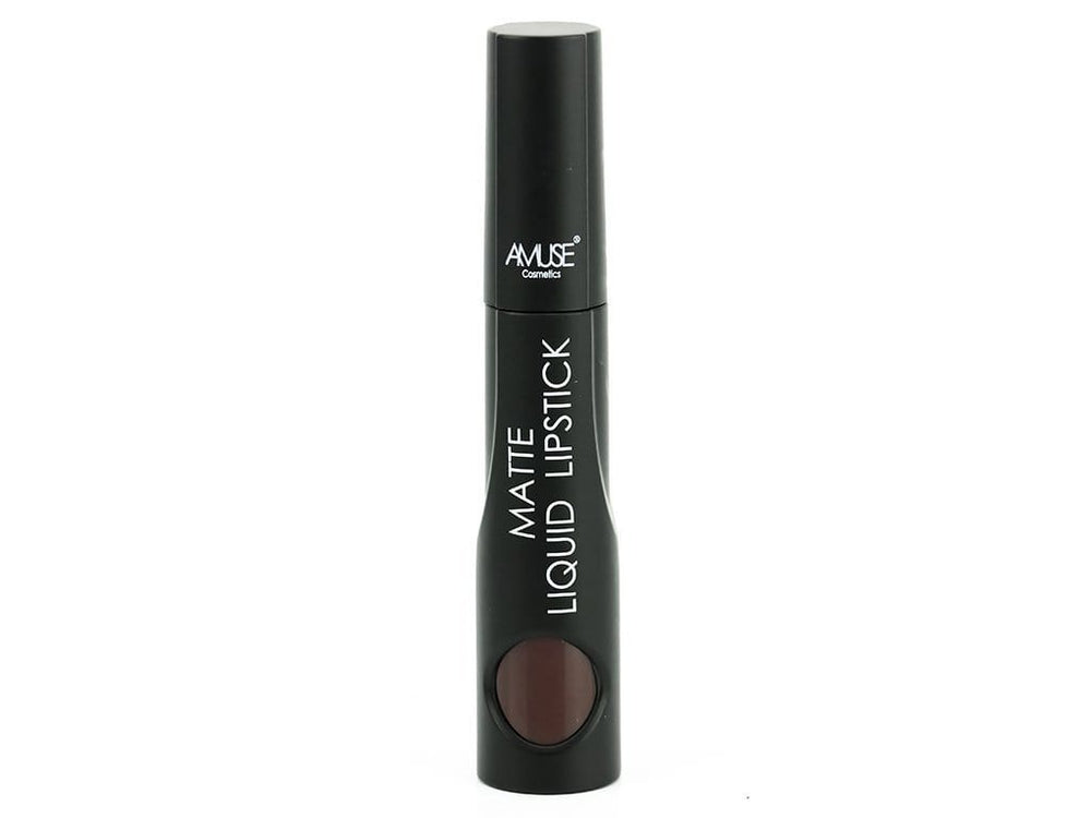 Amuse Color Spot Matte Liquid Lipstick - 12 Shades, COSMETIC