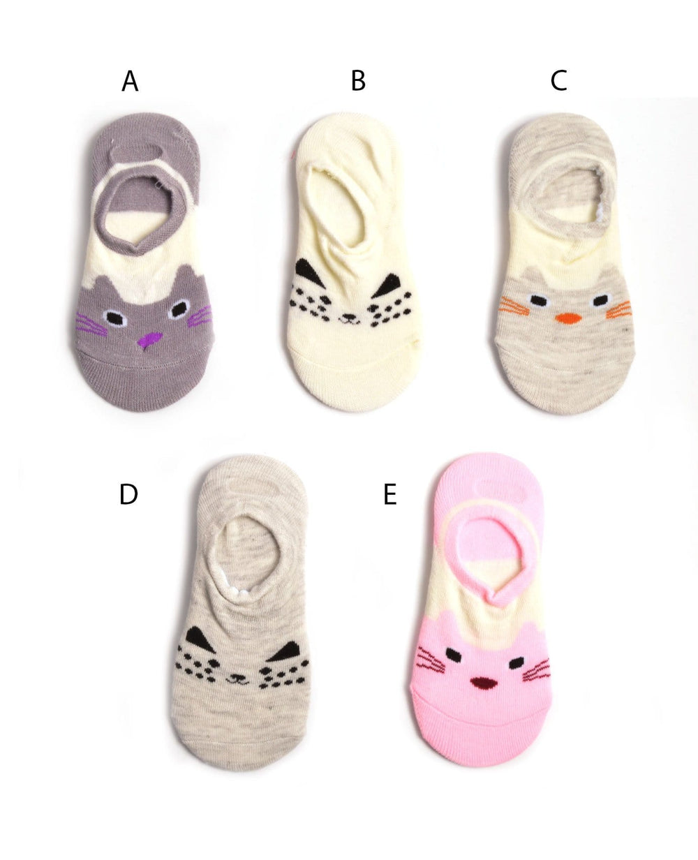 Kitty kids socks