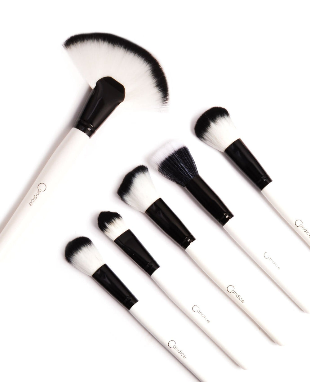 Candice White- 24 Pcs Brush Set