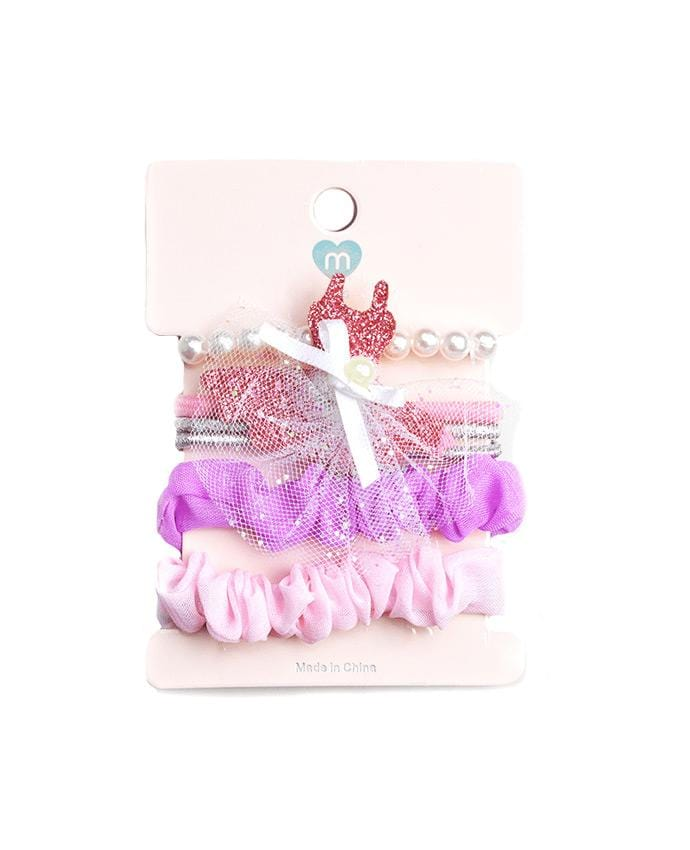 Little Ballerina Hair Ties- 3 Styles