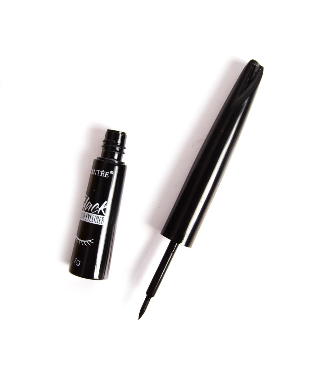 Santee Black Liquid Eyeliner, COSMETIC
