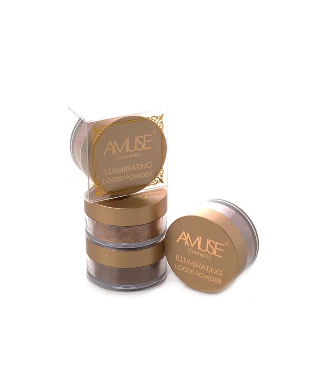 Amuse Illuminating Loose Powder