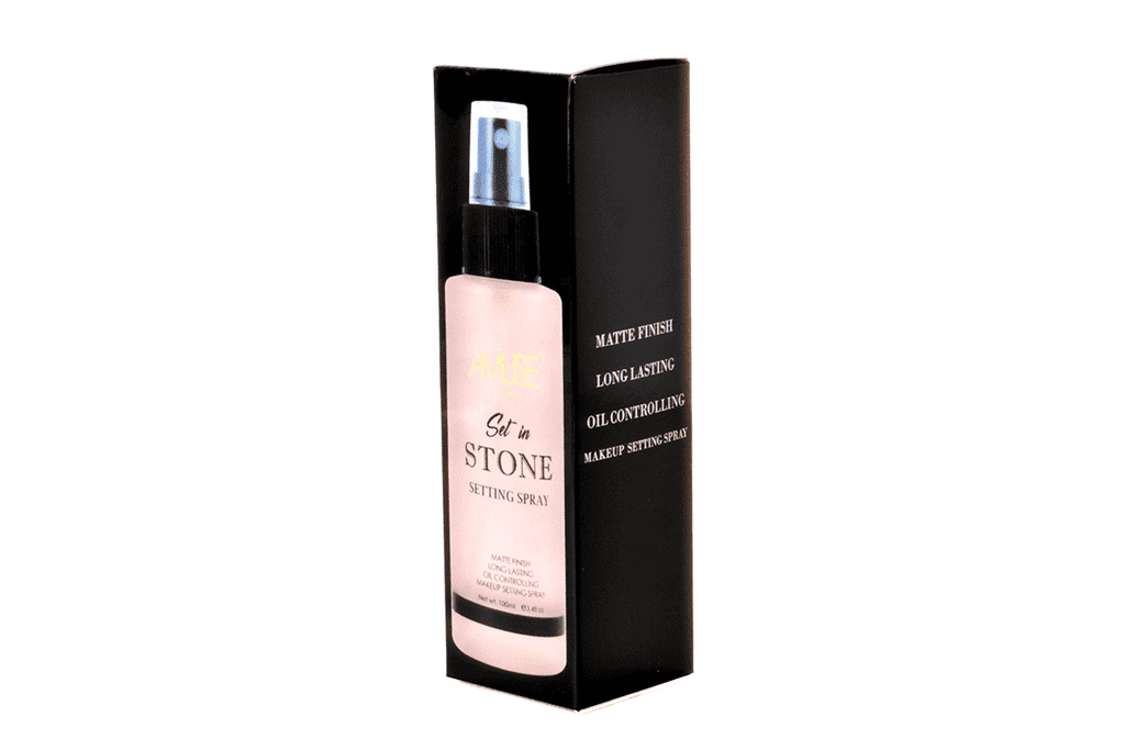 Amuse Set In Stone Setting Spray, COSMETIC
