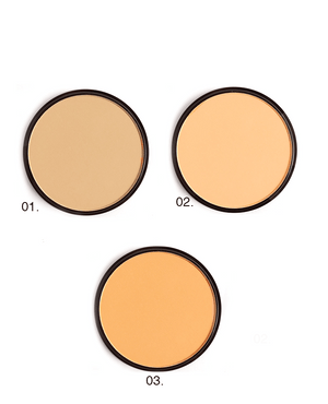 Santee Mineral Compact Powder- 3 Variants ( Light Shades)