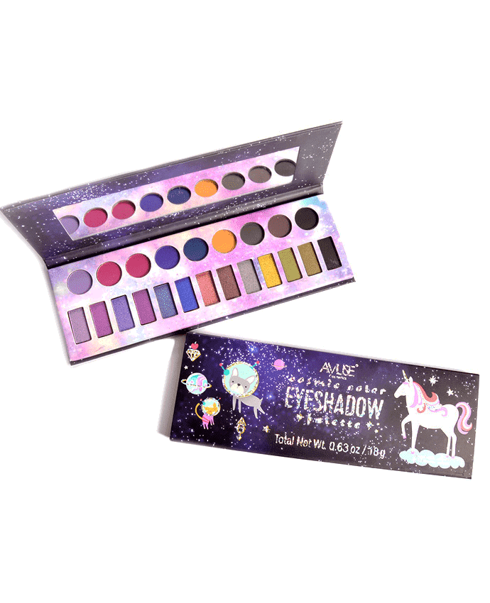 Amuse Cosmic Color Eyeshadow Palette, COSMETIC