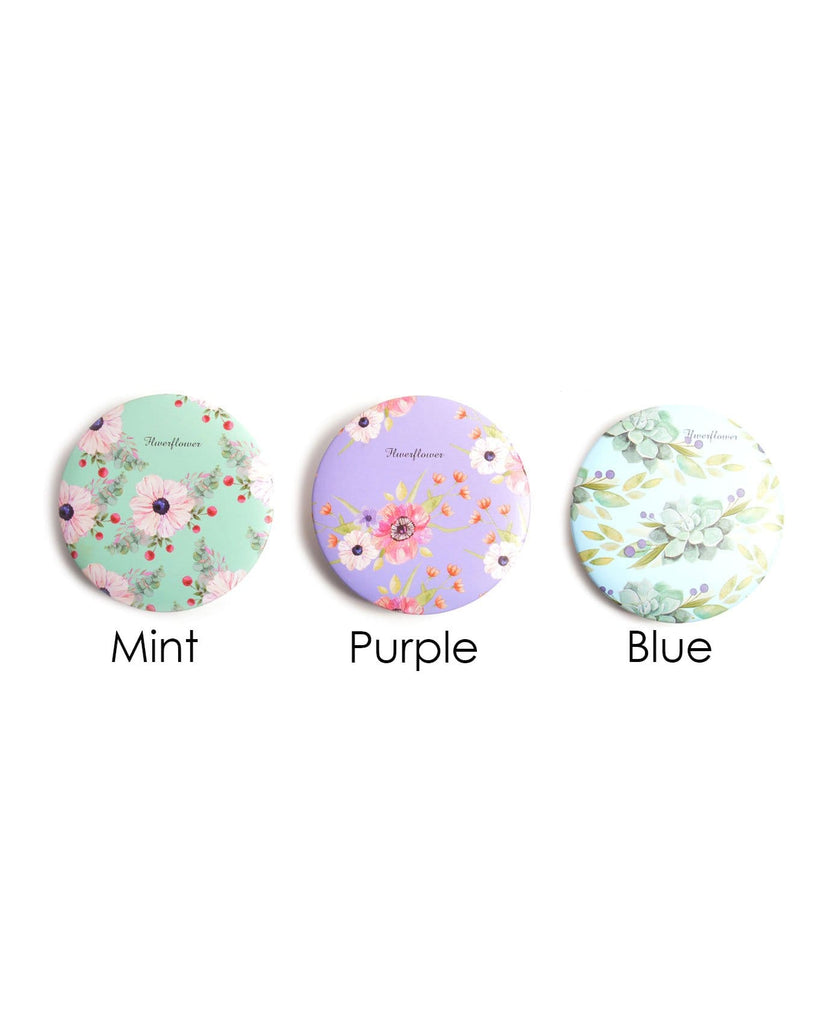 Bloom Baby Bloom! Compact Mirror