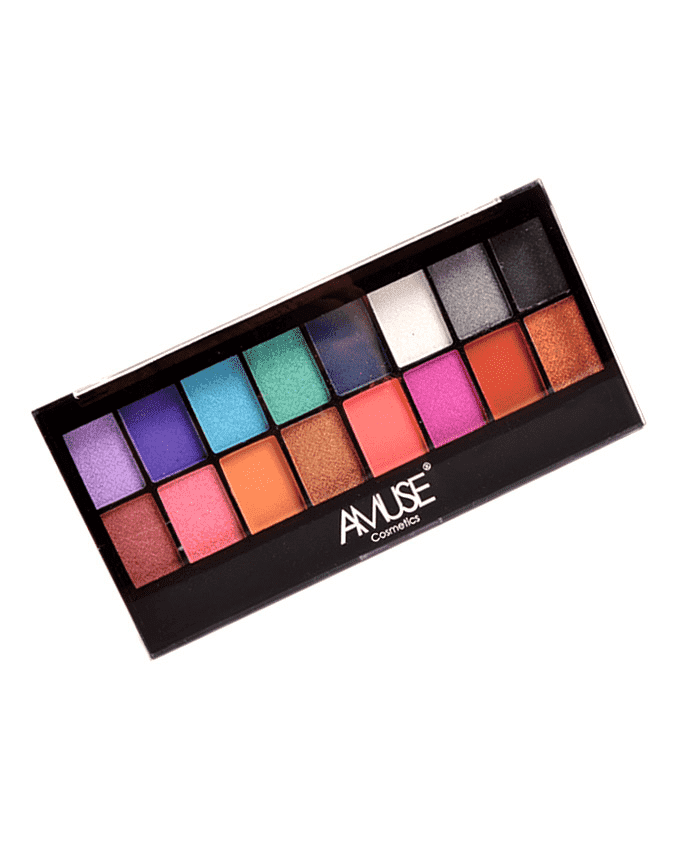 Amuse Cosmetics Multicolor Eyeshadow Palette, COSMETIC