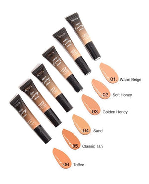 Malibu Glitz Perfect Coverage Concealer, COSMETIC