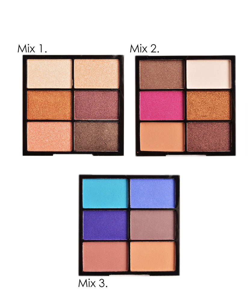 Amuse Eye Shadow Palette