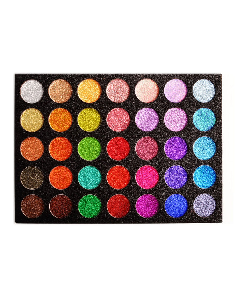 Kara Beauty ES67 Galaxy Glitter Eyeshadow Palette