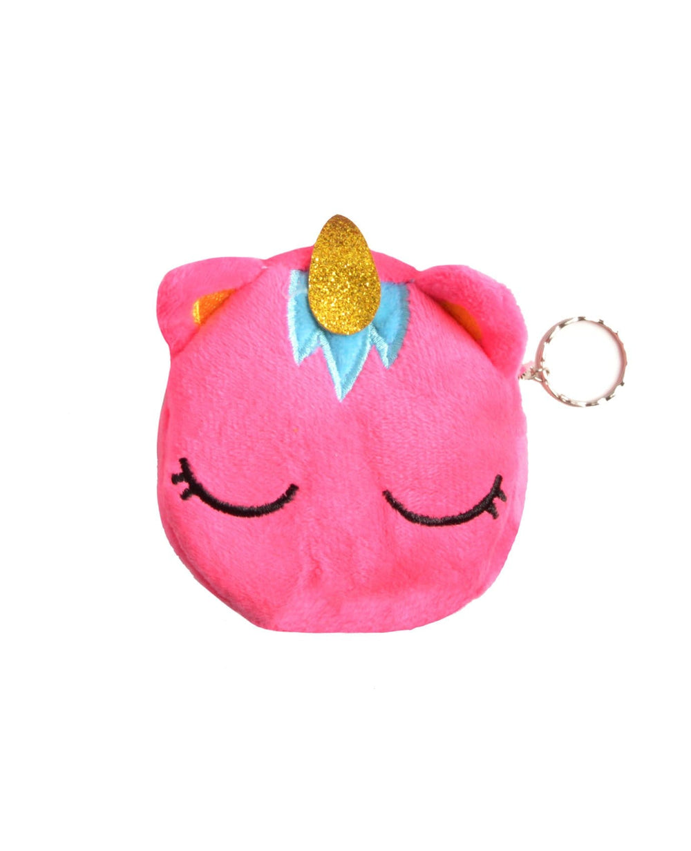 Sleeping Unicorn Coin Purse