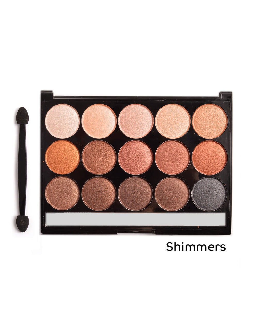 Amuse 15 Color Shimmer and Mattes