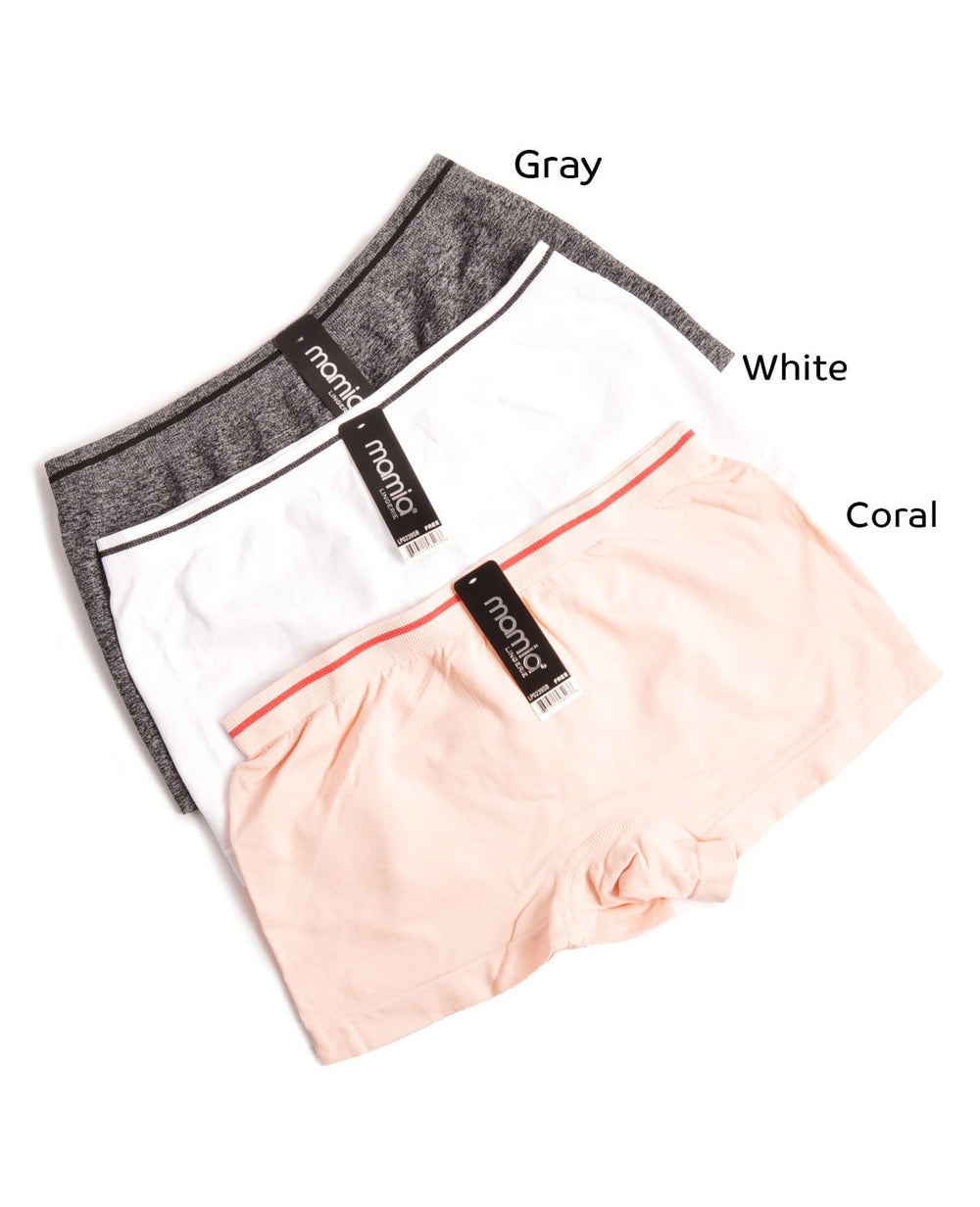 Mamia Plain Boy Shorts
