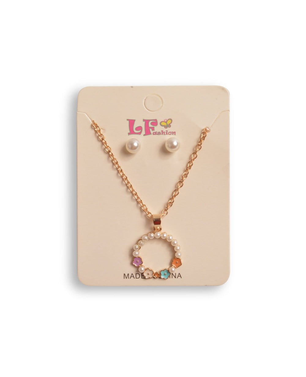 Fresh Flower Kids Necklaces