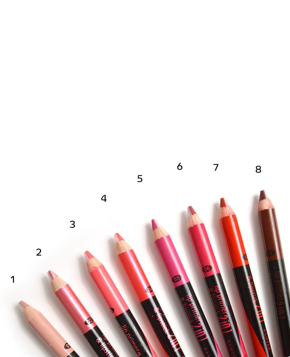 Santee 2 in 1 Lipstick Pencil