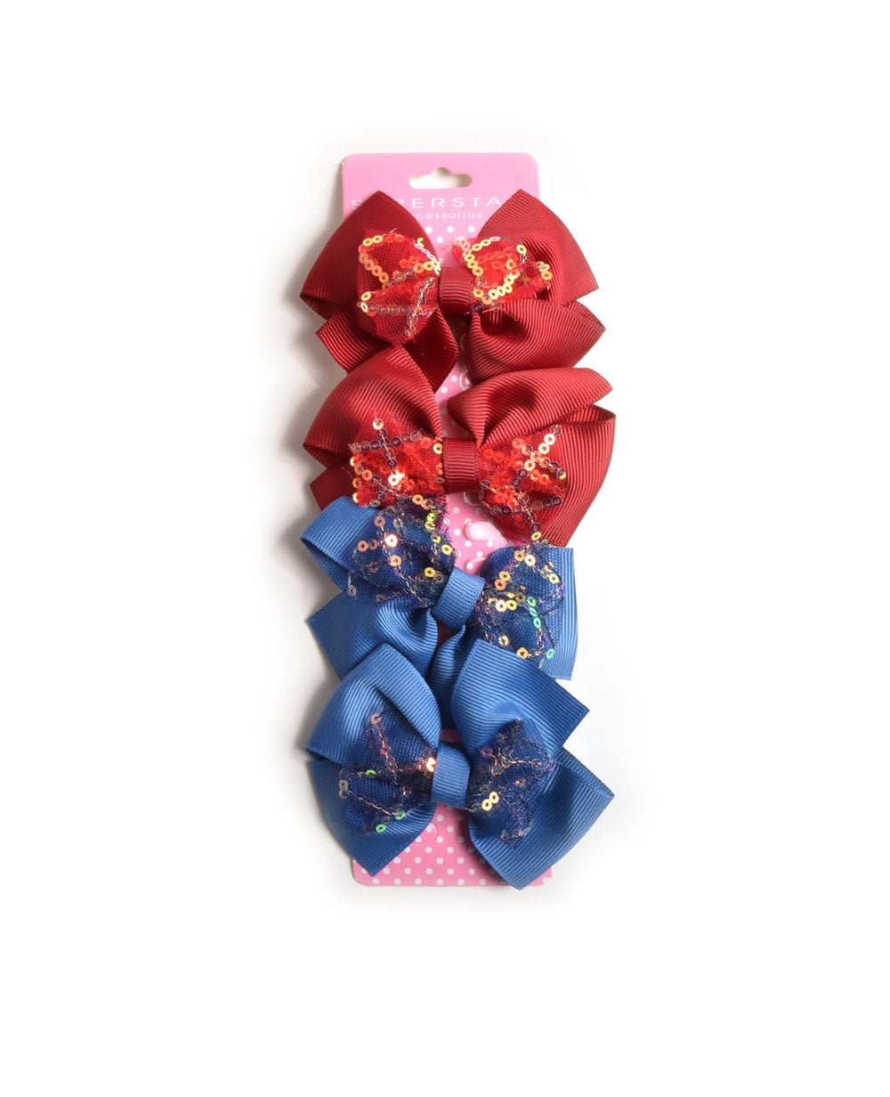 Glam Mini Bow Set
